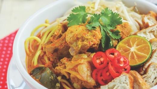 Mi Kari Thai
