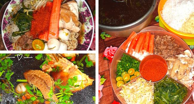 Rindu Masakan Thailand? Ini Resepi Mee Celup Ala Thai Yang Korang Kena Cuba!