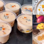 Resepi Mangga Milk Cheese, Pencuci Mulut Yang Kini Viral Di Indonesia!