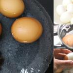Tips Rebus Telur Supaya Mudah Dikupas & Hasilnya Memang Terbaik!