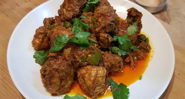 Ayam Masak Merah Ala Pakistan, Jom Cuba Resepi Ayam Karahi Mudah & Ringkas!