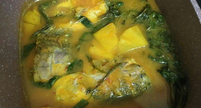 Menu Berbuka Mudah & Ringkas, Ini Resepi Kengsom Ikan Siakap!