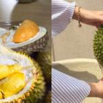 Musim Durian Datang Lagi, Jom Cuba Petua Hilangkan Bau Durian & Kurangkan Panas Badan!