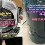 Tips Penting Untuk Pengguna Air Fryer, Supaya Tahan Lama & Menjamin Keselamatan!