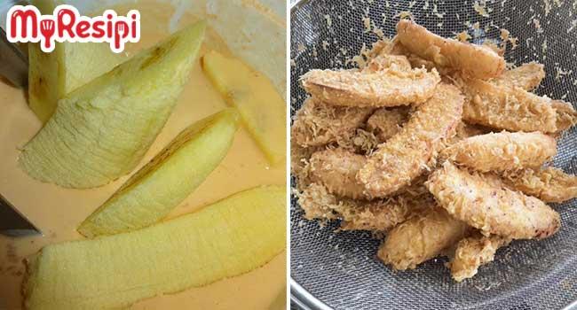 pisang goreng rangup