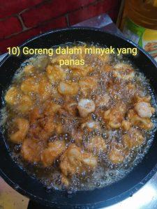 sotong celup tepung
