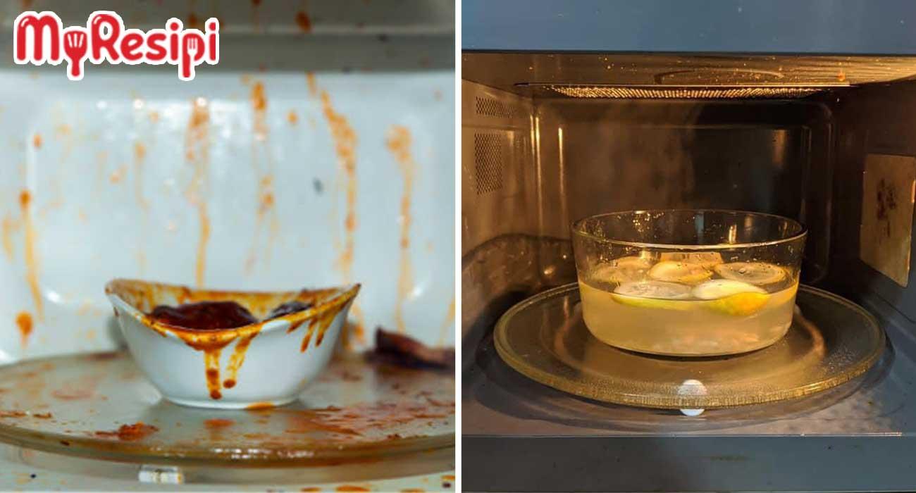 cuci microwave