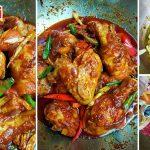 Resipi Ayam Goreng Tomyam, Kena Cuba Buat Sebab Mudah & Sedap!