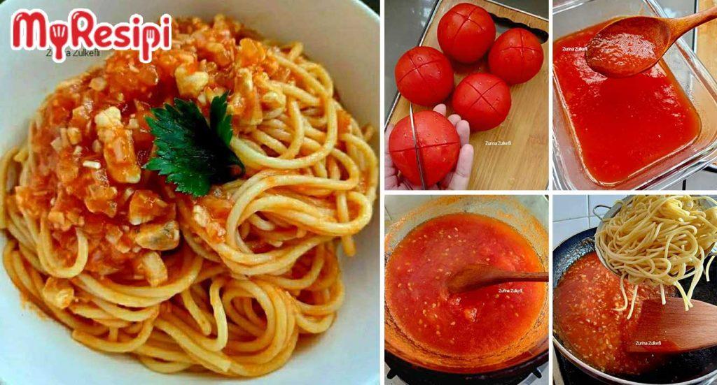 sos spaghetti bolognese