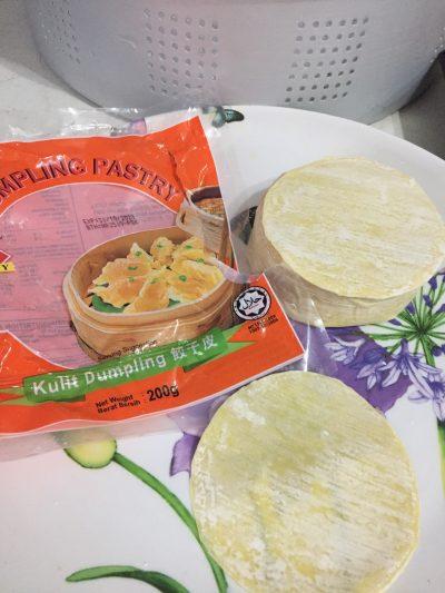 sup dumpling