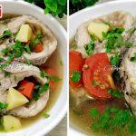 Cara Buat Sup Ikan Gerenti Tak Hanyir, Hirup Panas-Panas Sedapnya!