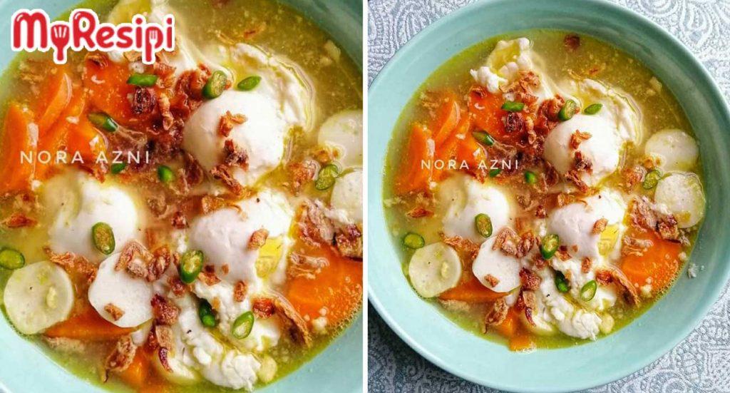 sup telur