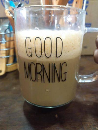 kopi latte ala kampung
