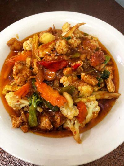 cara masak ayam paprik
