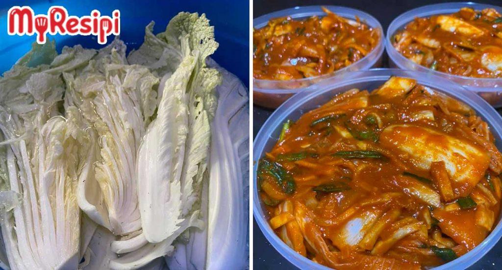 kimchi tekak melayu