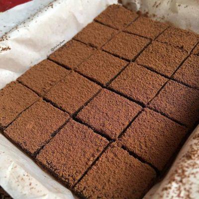 chocolate truffle ala royce